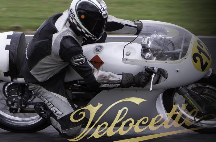 Velocette Venom, Pukekohe Classic Bike Festival