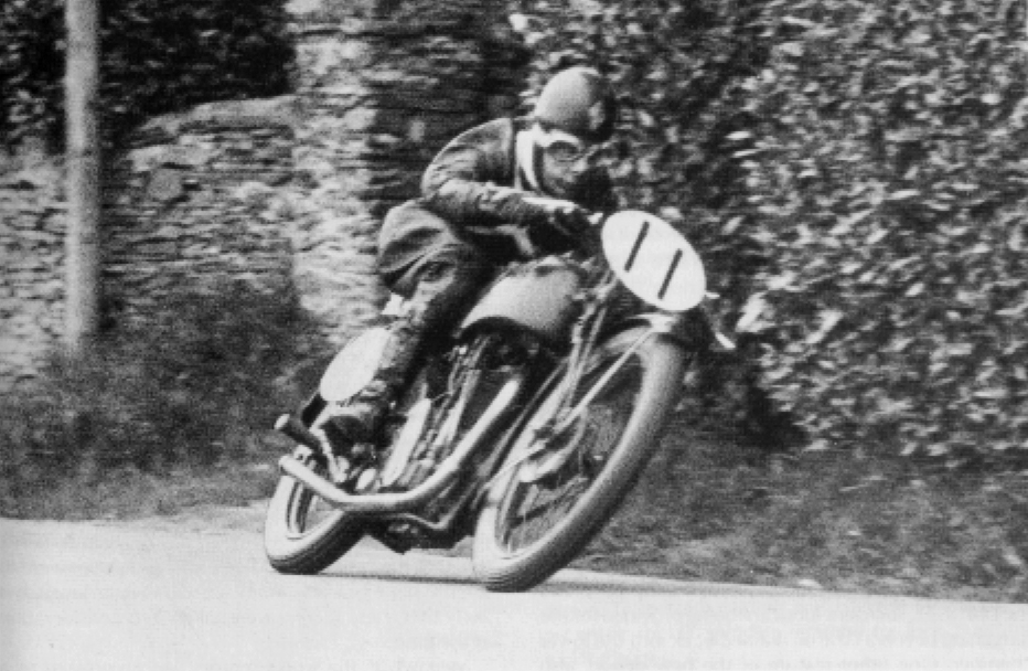 Velocette, Big Velo, MT5001, racing, 1930s