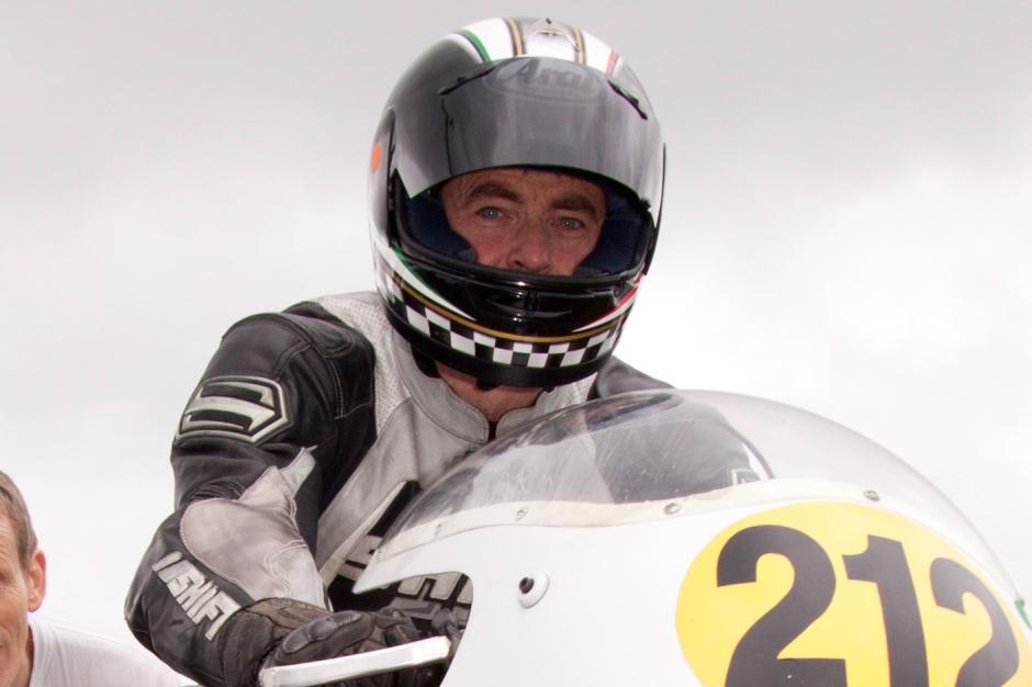 Andrew Drake, Velocette Venom, Pukekohe Classic Motorcycle Racing Festival, 2012, NZCMRR