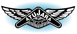 Atujara Motor Cycle Club, Logo