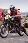 Bluff Hill, Bluff HIll Climb, BSA Goldstar 500, Burt Munro Challenge, Flagstaff Road, Graham Peters, Motupohue, New Zealand, NZ Hill Climb Champs, Rider 85
